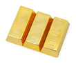 Triple gold bars
