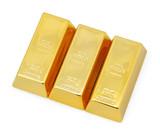 Triple gold bars