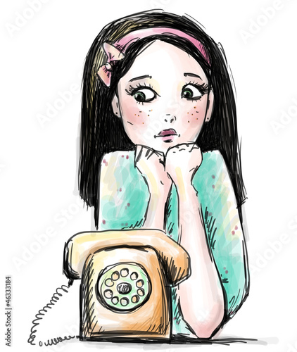Waiting for a call