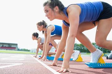 Women ready to race