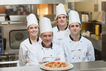 Happy group of Chef's