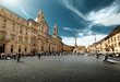 Piazza Navona, Rome. Italy.