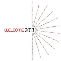 vector 2013 calendar