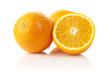 Fresh Oranges isolated