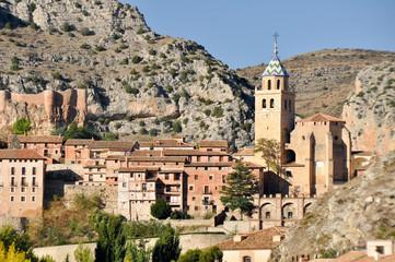 Albarracin, pueblo en Teruel (España)