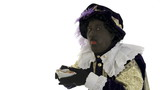 Zwarte Piet is eating gingernuts (2x SPEED)