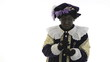 Zwarte Piet is giving gingernuts