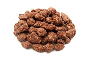 Cinnamon sugared almond