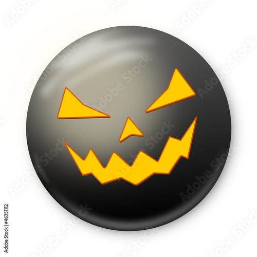 Icon Smiley Halloween