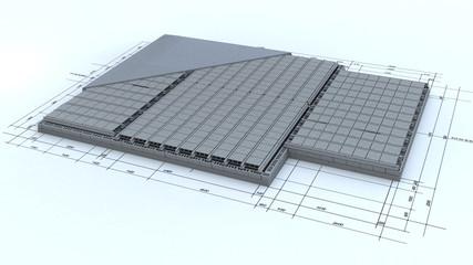 Construction 2012, énergie, appartement ,maison et calcul