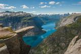 Fototapeta język - opoka - Wysokie Góry