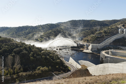 Alqueva dam - 46357723