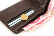 Wallet and currency