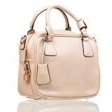 Fototapety Fashion women bag isolated over white