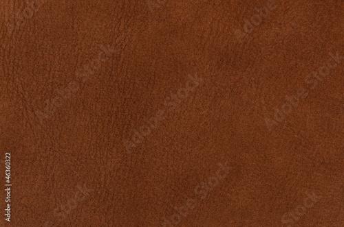 Fotobehang Stof Brown leather