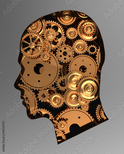 Gears in head