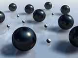 3D Balls - 46365780