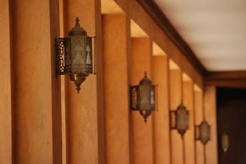 Orientalische Lampe - orient lantern 4