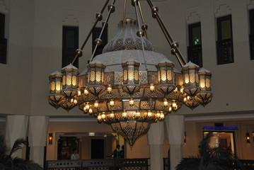 Orientalische Lampe - orient lantern 1