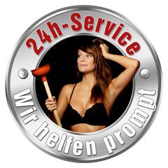 24 stunden h service