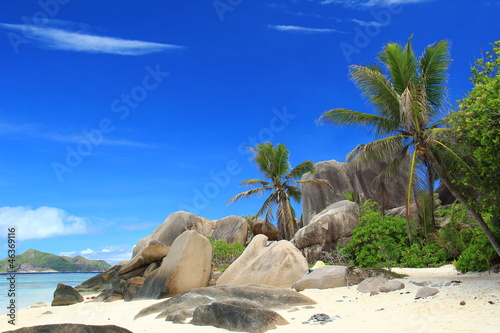 Fototapeten,seychelles,insel,insel,strand