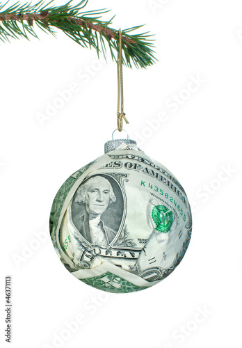Money bauble