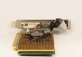 PC videocard ( graphic card )