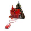Christmas online commerce