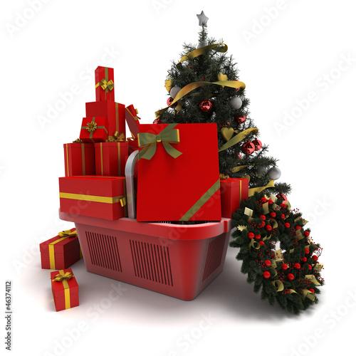 Christmas commerce