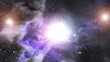 Stars cloud nebula stellar cluster