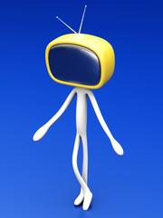 Fernseh Kopf