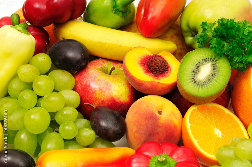 jedzenie owoc grejpfrut - powiększenie