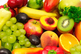 fruits and vegetables - 46376140