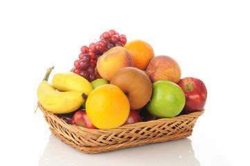 Fruit gift basket
