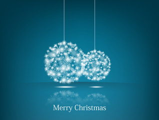 Christmas background- vector
