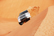 4 by 4 dune bashing is a popular sport of the Arabian desert