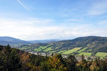 landscape - Jeseniky, the Czech Republic