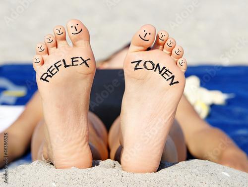 Reflex Zonen