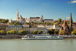 Fisherman's Bastion in Budapest (Hungary)