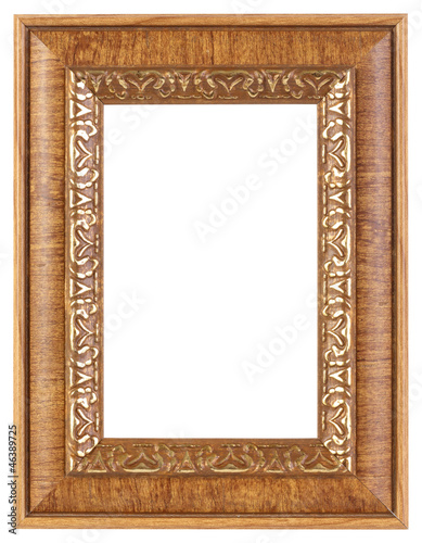 Photo frame with clipping path