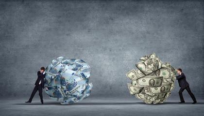 Corporate Income illustration