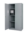 Steel cabinet for factory school gyms or office furniture