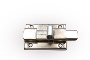 Locked doors, iron, stainless steel