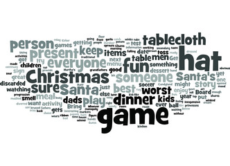 Christmas-table-games
