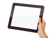 tablet pc incl. clipping paths
