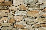 Fototapeta kamień - ściana - Inne