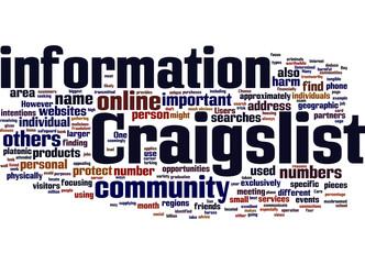 Craigslist-Precautions