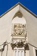Historical palace. Copertino. Puglia. Italy.