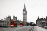 Fototapeta Big Ben - Westminster Palace © Bikeworldtravel