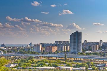 Volgograd city